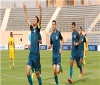 إنبي يفوز على المصري بهدف نظيف