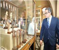 وزير الآثار: العلاقات بين مصر وفرنسا تاريخية واستثنائية