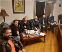 تفاصيل مسلسل أشرف عبد الباقي الجديد «المغامرون الخمسة»