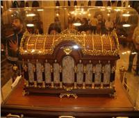 كاتدرائية القديس أنطونيوس تستقبل رفات القديسة تريزا