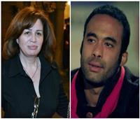خاص| إلهام شاهين: رحيل الفيشاوي وهيثم أحمد زكي الأسوأ بـ2019