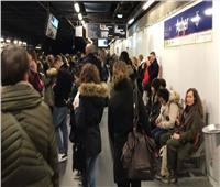 محطات قطارات في باريس تكتظ بالمسافرين وسط إضرابات 