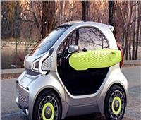 Yoyo سيارة كهربائية إيطالية بتقنية الطباعة ثلاثية الأبعاد