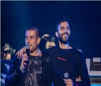 فيديو وصور| ختام مبهر لـ«ميدل بيست» بتوقيع الهضبة وRe3hab