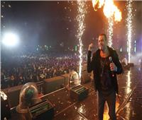 موسم الرياض : 150 ألف حضروا حفل عمرو دياب في ميدل بيست