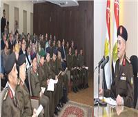 قبول دفعة جديدة من المجندين بالقوات المسلحة المرحلة الثانية أبريل 2020