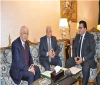 وزير التعليم ومحافظ جنوب سيناء يبحثان تطوير المدارس بالمحافظة