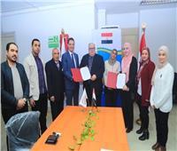 معامل جودة مصرية تتسلم شهادة المجلس الوطني للاعتماد وفقا للمواصفات العالمية