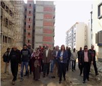 مي عبدالحميد: تنفيذ 14 ألف وحدة سكنية ضمن برنامج الإسكان الاجتماعي ببورفؤاد