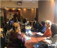 وزير السياحة والآثار يجتمع مع المعاونين والمستشارين والقيادات الشابة بالوزارة