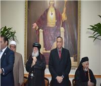 محافظ الدقهلية مهنئًا الأقباط بعيد الميلاد: مصر روح المحبة