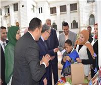 محافظ المنيا يشهد مؤتمر «تمكين» لدعم ذوي الاحتياجات الخاصة