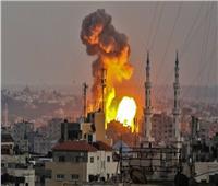 الاحتلال الإسرائيلي يشن سلسلة غارات على غزة ويلحق أضرارا بممتلكات الفلسطينيين