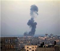 الاحتلال الإسرائيلي يشن سلسلة غارات على غزة