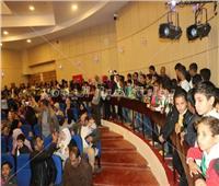 تكريم 175 طالبا وطالبة من حفظة القرآن الكريم بشرم الشيخ