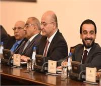 البارزاني يدعو القوى السياسية لتحمل المسئولية في اختيار مرشح وطني لرئاسة الحكومة العراقية المقبلة