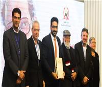 مهند دياب يحصد جائزة الجمهور بمهرجان يوسف شاهين