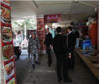 رئيس مدينة الشروق: حملات ليلية ونهارية لإزالة التعديات وضبط المخالفات
