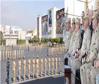 فيديو| وزير الدفاع يتفقد الكلية الحربية ويلتقي الطلبة المستجدين وأسرهم