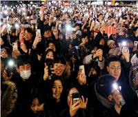 صور| الكوريون في سيول يحتفلون ببداية سنة 2020