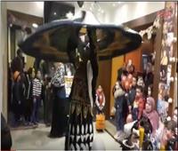 فيديو| أندية ومقاهي البحيرة كاملة العدد في ليلة رأس السنة