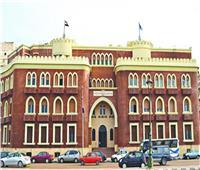 نائب رئيس جامعة الإسكندرية يتابع سير امتحانات «الترم الأول»