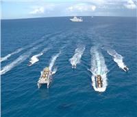 فيديو| مدير الكلية البحرية الأسبق: إطلاق طوربيدات دقيقة مضادة للغواصات في تدريب اليوم