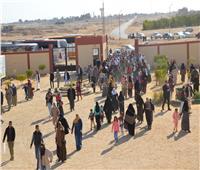 قافلة «سعاد كفافي» تقدم خدماتها الطبية لـ٨ آلاف مواطن في رأس سدر