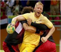 يد مصر تخسر من السويد بصعوبة في الودية الأولى