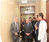 رئيس جامعة أسيوط: استكمال المنظومة الطبية بقطاع طب الأسنان