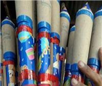 «نيابة الجمالية» تتحفظ على 790 ألف صاروخ ألعاب نارية