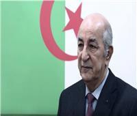 الرئيس الجزائري يشكل لجنة لتعديل الدستور