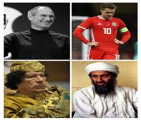 حكايات| مشاهير قتلهم لاعب أرسنال!.. «بن لادن والقذافي وستيف جوبز» والبقية تأتي