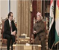 الزعيم الكردي: ابتعاد قوات التحالف يتيح الفرصة لعودة الإرهاب
