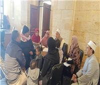 «البحوث الإسلامية» يختتم ورشة العمل الثالثة لبرنامج «صناعة المفتية»