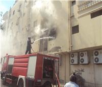 ننشر أسماء المصابين في حريق مركز التقويم السلوكي والإدمان بالإسماعيلية