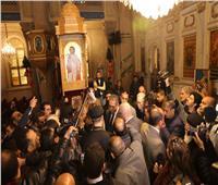 في 4 ساعات.. العناني يفتتح مسجدا بالقاهرة ويزور كنيسة بالإسكندرية ويفتتح معبدا