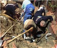 إحالة مهندسين بشركة مياه الشرب بأسوان للتحقيق بسبب انقطاع المياه