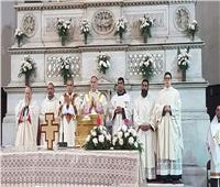 الكنيسة الكاثوليكية بمصر تستقبل السفير الفاتيكاني الجديد