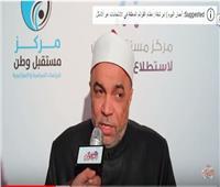 فيديو| جابر طايع: من لم يكرم المبدعين فهو معزول عن العالم