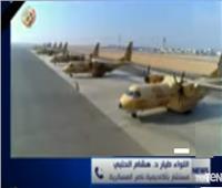 فيديو| الحلبي: «قادر 2020» رسالة ردع لكل من تسول له نفسه الاعتداء على مصر