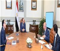 الرئيس السيسي يتابع خطة تطوير وزارة النقل وعلى رأسها السكة الحديد