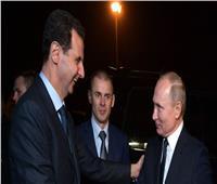 بوتين يقترح على الأسد دعوة ترامب لزيارة سوريا.. ماذا كان الرد؟