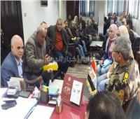 اجتماع تنسيقي بحي شرق شبرا الخيمة بشأن تطوير محور مصر الجديدة- شبرا بنها الحر