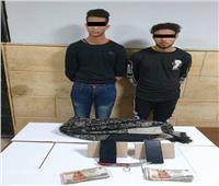 القبض على تشكيل عصابي تخصص في استدراج رواد «فيسبوك» بالمقطم