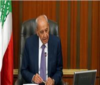 """نبيه بري: أحداث العنف بـ""""الحمراء"""" في لبنان غير مقبولة ويجب محاسبة مرتكبيها"""