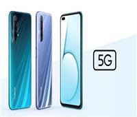 فيديو| مواصفات وسعر هاتف الجيل الخامس «realme X50»