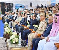 شاهد| قاعدة برنيس العسكرية.. أحدث القواعد العسكرية في الجيش المصري