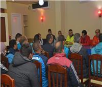 انطلاق منافسات المجموعة الثانية بدوري مراكز الشباب للصم بالبحر الأحمر