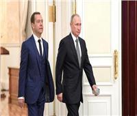 بوتين يعلن منصب رئيس الوزراء السابق مدفيديف